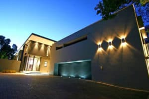 Exterior lighting by Airis Energy Solutions