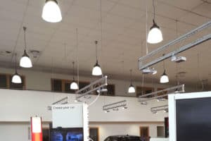 High Bays by Airis Energy Solutions