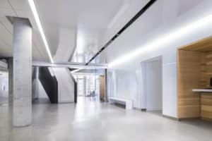 Linear lighting by Airis Energy Solutions
