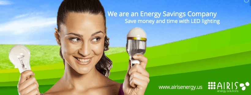Banner image - We are and energy savings company. Save money and time with LED lighting.