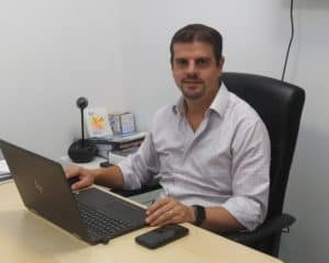Javier Acosta, Owner and General Manager AIRIS USA
