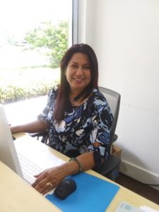Magdalena Colmenares - Office coordinator and Administrative assistant