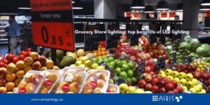 Grocery Store lighting