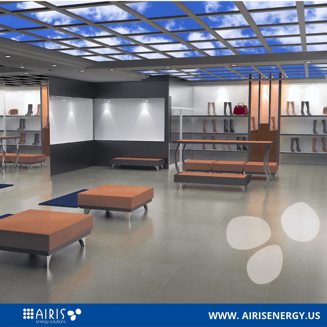 Airis Skylight Design Panels
