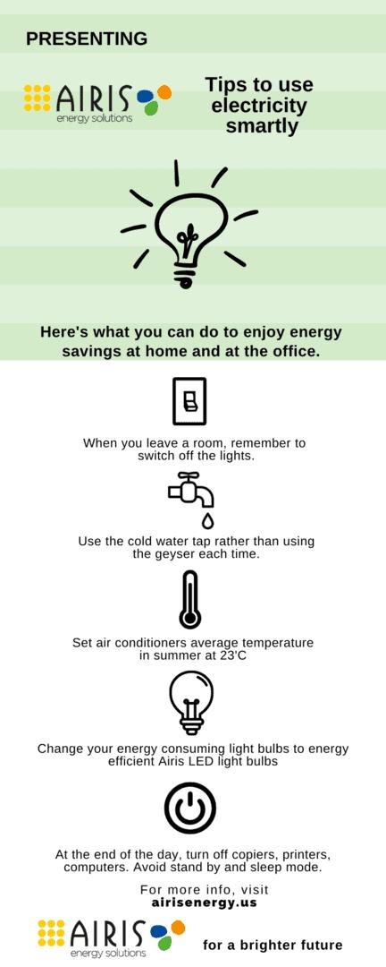 Use electricity Smartly
