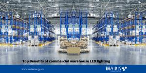 warehouse led lights