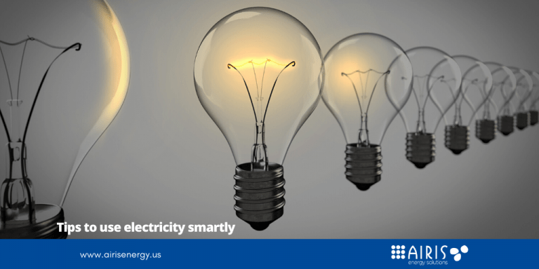 use electricity