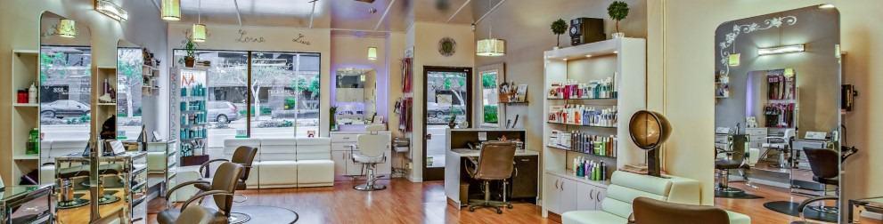 salon lights