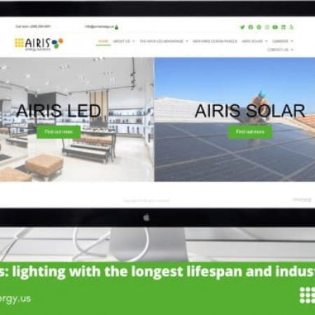 Shell Service Station in Doral, works for a brighter future with Airis LED