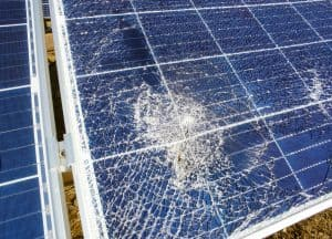 How Can Solar Panels Be Damaged?